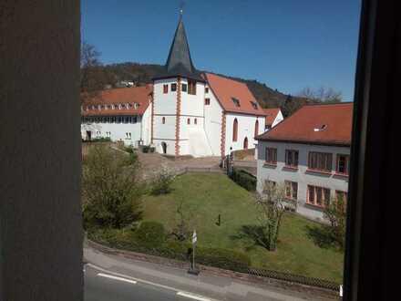 Großzügige Maisonettewohnung über den Dächern von Höchst im Odenwald