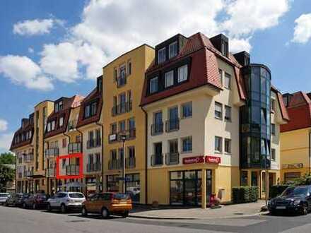 Stabil vermietet mit zwei Balkonen und Stellplatz