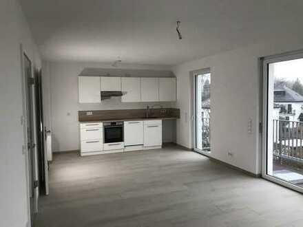exklusive 2-Zimmer-Wohnung mit Einbauküche und großzügigem Balkon