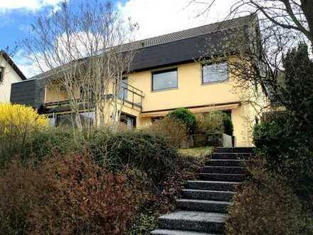 Ein Haus für die Familie - Herrlicher Ausblick auf die Berge