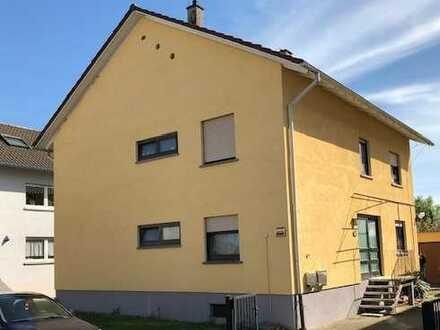 Zweifamilienhaus mit Garten in Büchenau***1 x eigengenutzt***1 x vermietet