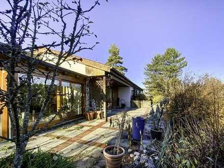 Sofort beziehbares Einfamilienhaus mit Weitblick und viel Platz !