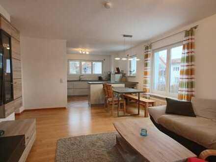 Sehr gepflegte 3-Zimmer-Wohnung zum Wohlfühlen in Müllheim!