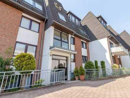 Modernes Bad & Blick ins Grüne | Sehr gepflegte 3-Zimmer Eigentumswohnung mit Balkon