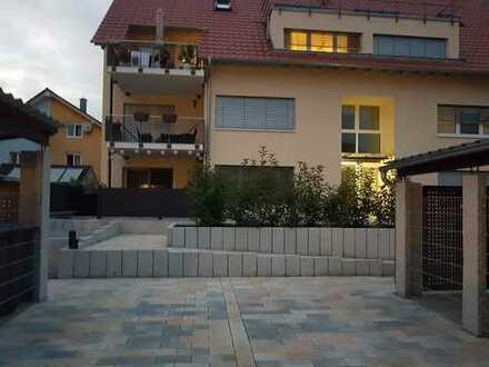 Gepflegte 3-Zimmer-Wohnung mit Balkon und Einbauküche in Endingen
