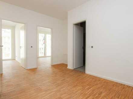 5-Zimmer-Maisonettewohnung mit Dachterrasse zum Erstbezug