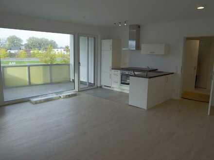 Neue, helle, geräumige 2-Zimmer Wohnung mit Terrasse, in Landau in der Pfalz