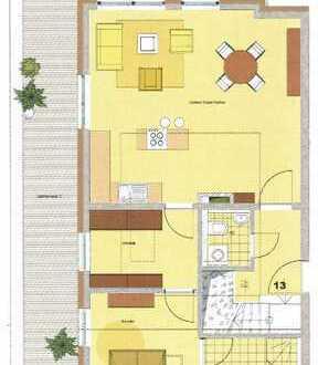 Sonnige Penthouse-Maisonettewohnung in Stein bei Nürnberg