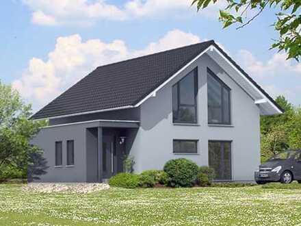 Nähe B 9 Bauen wir für Sie Ihr KFW 40 Niedrigenergie Haus.