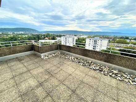 Großzügige Penthouse-Wohnung in Ettlingen-West