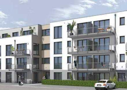 NEUBAU: Seniorengerechte 2-Zimmerwohnung im 1. OG mit Balkon