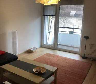 Schöne gepflegte 3 Zimmer Wohnung in Serm