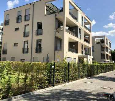 Charmante 3 Zi-Wohnung im Gartensolitär der Westerbachhöfe Frankfurt Rödelheim