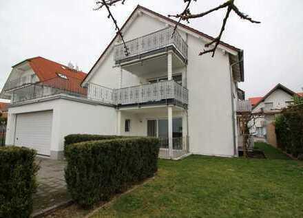 Freundliche 4-Zimmer-EG-Wohnung mit 2 Balkone in Gießen