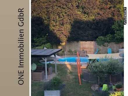 top geschnittene 3 Zi Wohnung in Neureut, Feldrandlage