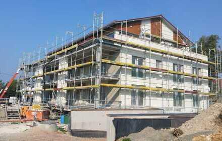 Erstbezug: freundliche 4-Zimmer-Erdgeschosswohnung mit Garten in Oberelchingen