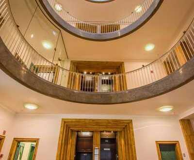 Provisionsfrei! 137 m² Bürofläche mit Zugang über historische Empfangshalle auf dem Salamander-Areal
