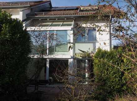 Feuerbach Walpenreute! Einfam.DHH 140 m², Doppelgarage, Wintergarten, Dachterr., Ziegel-Massivhaus