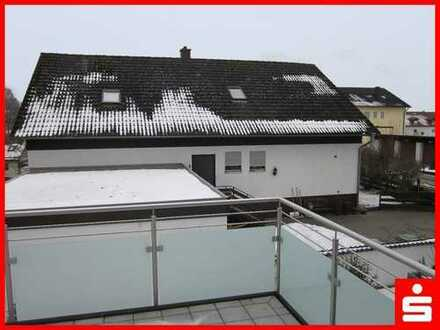 4-Zimmer-Maisonettewohnung in Heperg