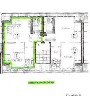 Günstige 4-Zimmer-Dachgeschosswohnung zum Kauf in Bochum