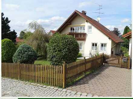 Einfamilienhaus bietet viel Platz
