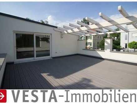 ESCHERSHEIM: Dachgeschoss mit Premium Terrasse!