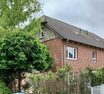 """Das """"Maxi"""" Klinker-Doppelhaus in der Gartenstadt Großziethen"""