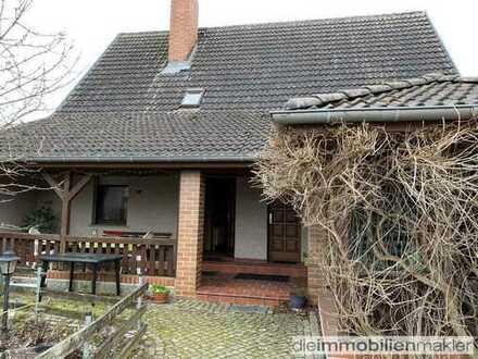 Einfamilienhaus in Märkische Heide - mitten in der Natur -