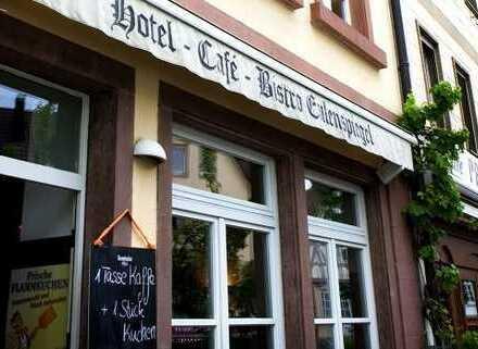 Restaurant Hotel Eulenspiegel am Marktplatz in Bretten zu verkaufen.