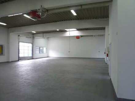 Servicehalle mit Büro 166 m², Nr. 6