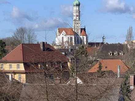 4 1/2 Zimmer-Dachgeschossmaisonette - herrlicher Blick in die Stadt