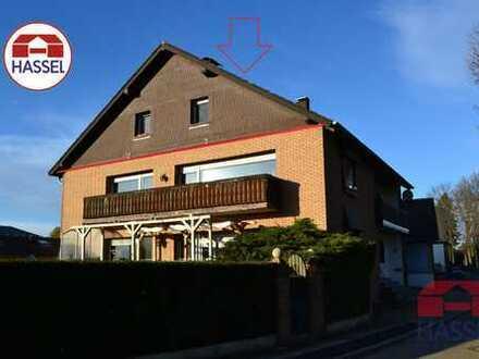 3-Zimmer Dachgeschosswohnung in Zülpich-Füssenich!