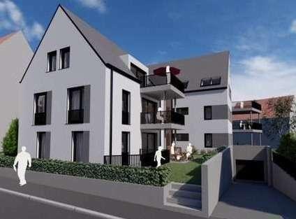 Spektakuläre, super schicke 3,5 -Zi-Wohnung auf 2 Etagen mit Galerie und 2 Balkonen!