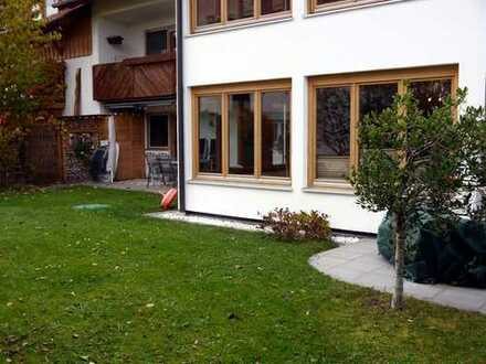 Großartige 5-Zimmer-EG-Wohnung in Durach