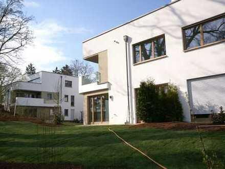 Traumlage am Burgberg - Neubau-Erstbezug - 3-Zimmer-Wohnung mit Tageslichtbad und großer Terrasse