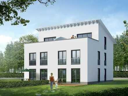 Neubauprojekt - Doppelhaushälfte in Bonn-Röttgen