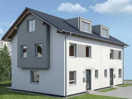 Familienfreundliches Doppelhaus in Lampertheim