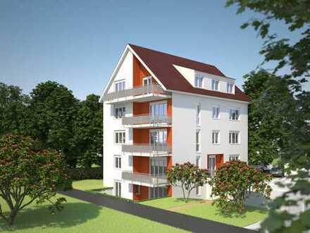 NEUBAU - 2,5- Zi. Wohnung mit Gartenhof - exklusive kl.Wohneinheit mit 5 Wohnungen