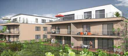Echtes Penthouse mit umlaufender Terrasse und eigenem Fahrstuhl direkt in die Wohnung