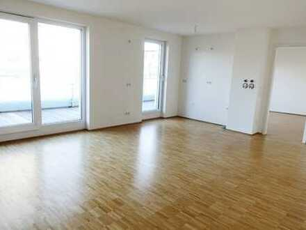 Große, helle Penthousewohnung, Augsburg, Innenstadt