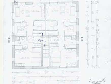 Gepflegte 4-Raum-Wohnung mit Balkon in Oldenburg (Oldenburg)