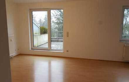 Schöne 2,5-Zimmer-Maisonette-Wohnung mit großer Dachterrasse, kl. Balkon und EBK in Wetzlar