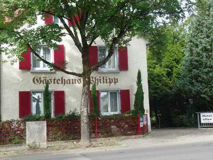 Gästehaus Philipp Boutique-Hotel mit 12 Zimmern plus Frühstücksraum in Lörrach-Stetten zu verkaufen