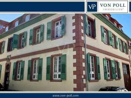 3 Zimmer Wohnung im Flair der Durlacher Altstadt