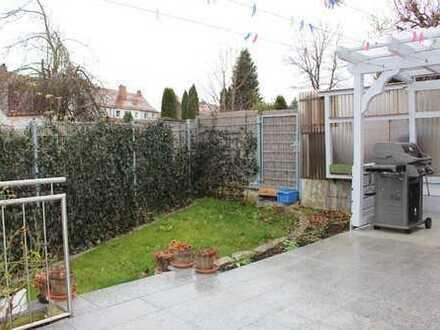 NEU! Hübsche Wohlfühlwohnung mit Garten und Terrasse!
