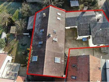 Mehrfamilienhaus mit Gewerbefläche