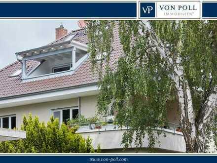 Repräsentative Wohnung in einer charmanten Altbau-Villa