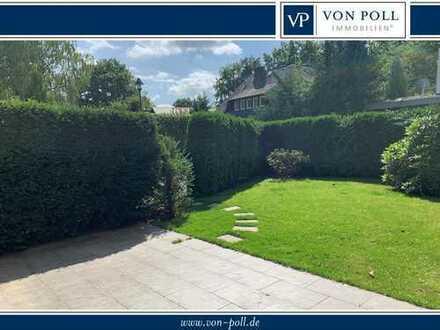 VON POLL - BAD HOMBURG: Einfamilienhaus in ruhiger Lage im Hardtwald