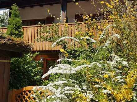 Traumhaftes Garten Paradies - Maisonette - im Herzen von Erlangen