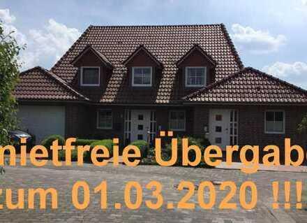 MIETFREI ZUM 01.03.2020!!!!! EFH mit ELW  und Doppelgarage,240 m² Wohnfläche